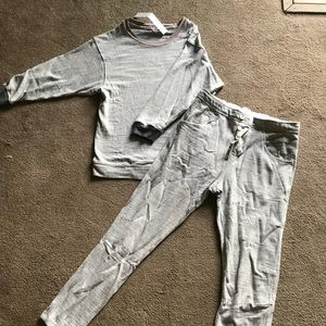 James Perse brand new with tag joggers/jumper